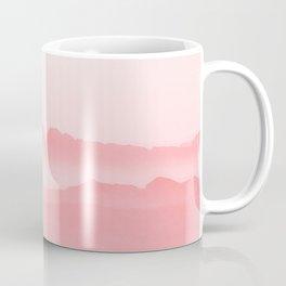 Mountains Layers Coffee Mug