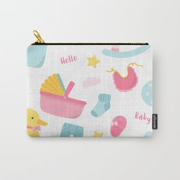 Baby Nursery Carry-All Pouch