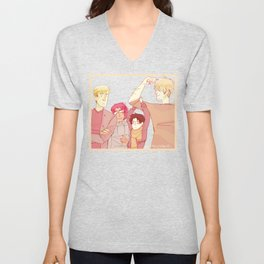 SNK Buddies Unisex V-Neck
