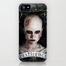 Pestilence iPhone Case