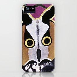 Long Eared Owl iPhone Case