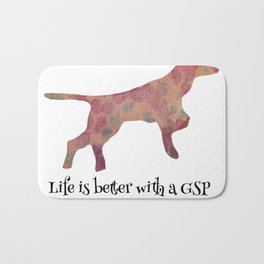 GSP love Bath Mat