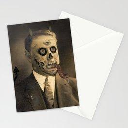 Satan Stationery Cards