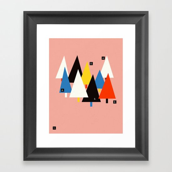 Coloradore 006 Framed Art Print