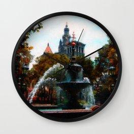 New York City Hall Wall Clock