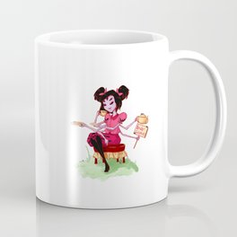 Muffet's Tea Party - Undertale Coffee Mug