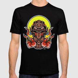 Tiki Flame  T-shirt