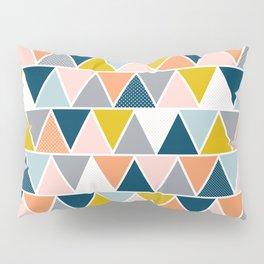 Triangulum Retreat Pillow Sham