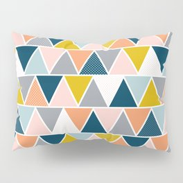 Triangulum Retreat Pillow Sham