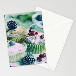 Fresh fruits Vintage kitchen Design Stationery Cards