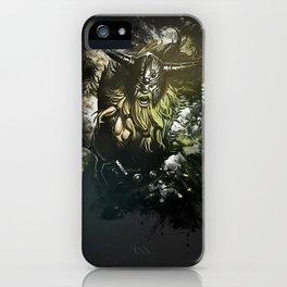League of Legends OLAF iPhone Case
