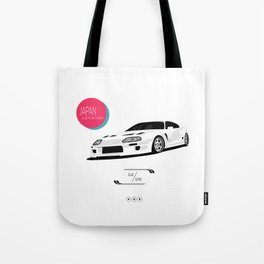 JAPAN LEGEND Tote Bag
