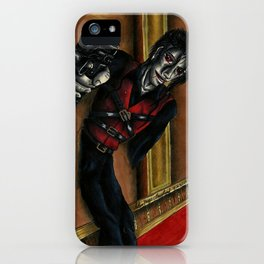 Not so easy to get away iPhone Case