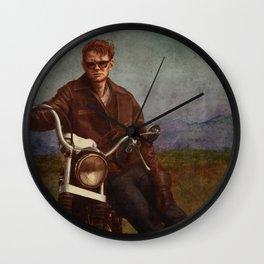 1971 Wall Clock