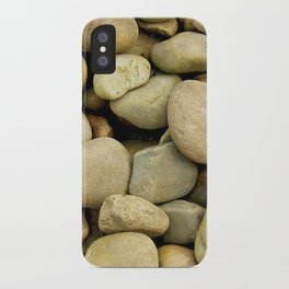 Stone Gold iPhone Case