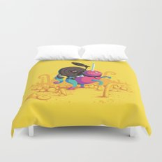 Kaiser Licorice III Duvet Cover