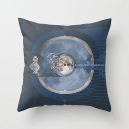 O Moon! the oldest shades #everyweek 45.2016 Throw Pillow