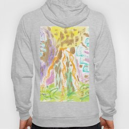 Abstract 8a Hoody
