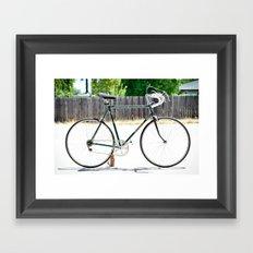 Single Speed Conversion  Framed Art Print