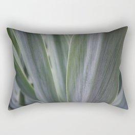 Agave Macro Rectangular Pillow