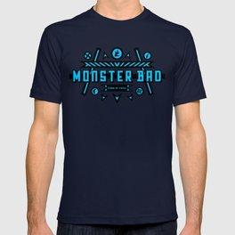 Monster Bad: Autumn Logo T-shirt