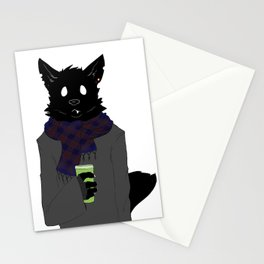 The WereWOOF Stationery Cards