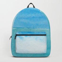 Blue Drift Sky Backpack