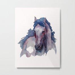 Horse #3 Metal Print