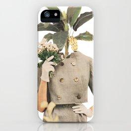 Banana Anna iPhone Case