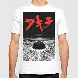 Neo Tokyo Is About to Explode T-shirt