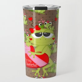 For My Sweetie Travel Mug