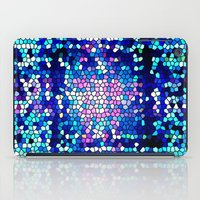 pool iPad Cases featuring pool by mari3000