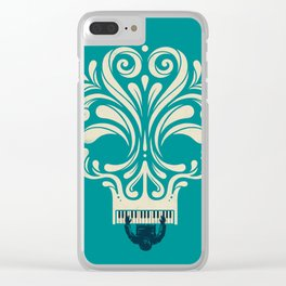 Killer Tune Clear iPhone Case