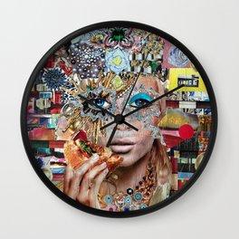 Royal with Cheese Wall Clock