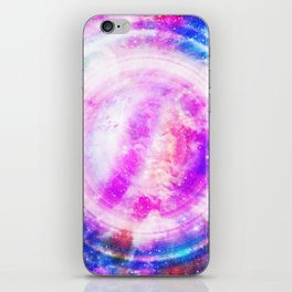 Galaxy Redux iPhone Skin