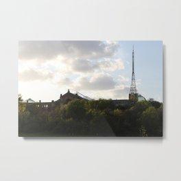 Alexandra palace. Metal Print