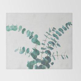 Eucalyptus II Throw Blanket