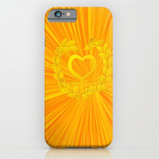 Sailor Venus- Sailor Moon Series iPhone & iPod Case