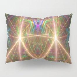 2 Hearts Pillow Sham