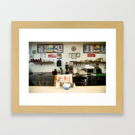 las vegas (three) Framed Art Print