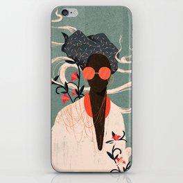 Kalemba I iPhone Skin