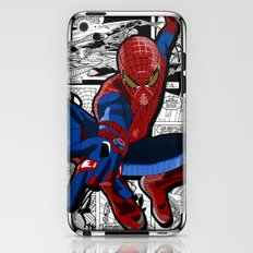 Spider-Man Comic iPhone & iPod Skin