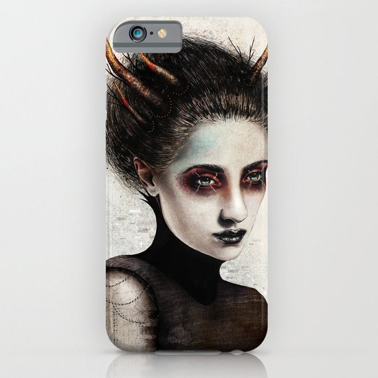 Death iPhone & iPod Case