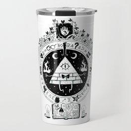 Cipher Travel Mug