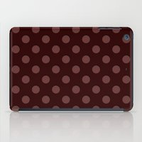 polka iPad Cases featuring Polka by Taylor Steiner