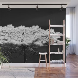 Her Majesty // Queen Anne's Lace Wall Mural