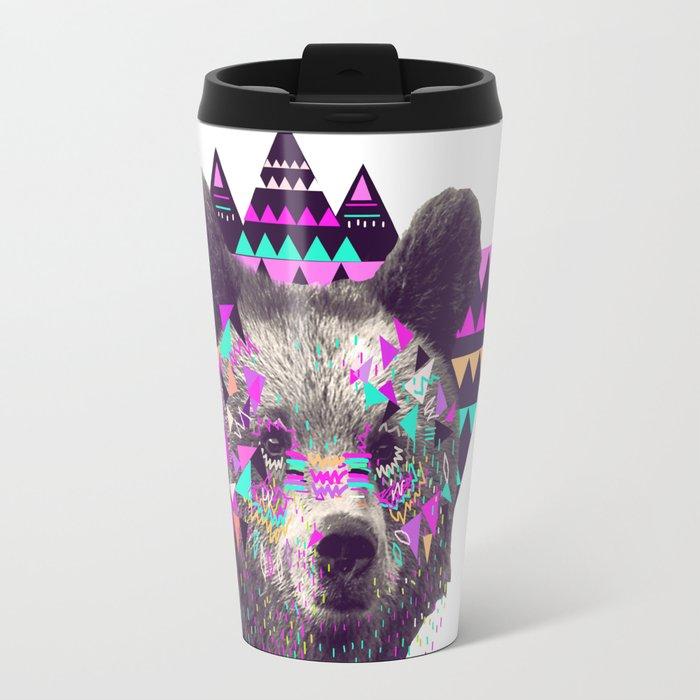 Piñata BEAR  Travel Mug