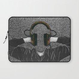 StaticHearing Laptop Sleeve