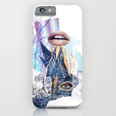 Zebra Kiss Slim Case iPhone 6s
