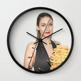 Branchy Wall Clock